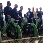 Wire | Mayor Unveils New Bike Share at 'Designing Cities' Conference