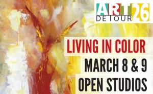 Art Detour 26 poster