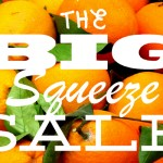 """Join GROWop Boutique at the first """"The BIG Squeeze"""" Sale"""