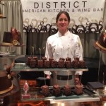 District Takes the Runway with Chocolate Couture