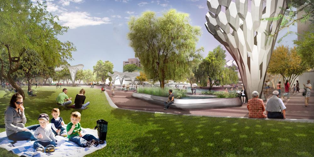 Community Celebration To Reveal Hance Park Plans
