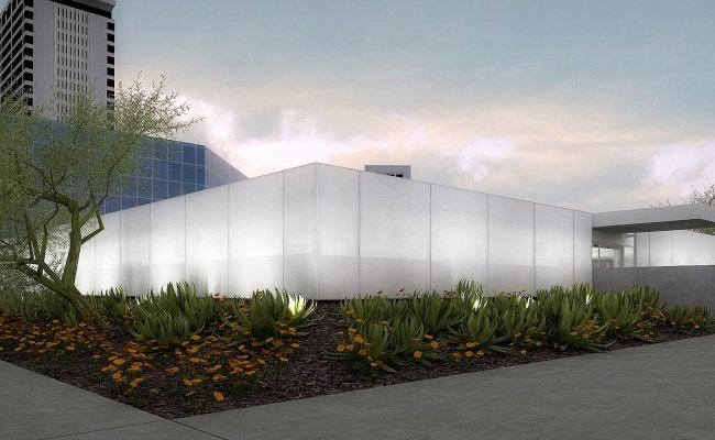 Lisa Sette Gallery Midtown rendering_feature