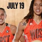 Wire | Phoenix Mercury Host All-Star Fan Fest at CityScape