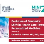 Wire | Mini-Med School 2.0 Begins with Dr. Kenneth Ramos