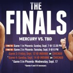 Wire | Cheer on the Mercury with a Viewing Party at US Airways Center