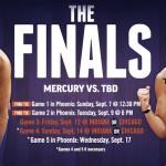 Wire | Phoenix Mercury Bring WNBA Finals to Phoenix