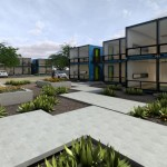 'Containers on Grand' Bring New Residential Options to Downtown