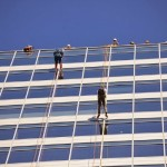 Wire | Rappel CityScape to Benefit Special Olympics AZ