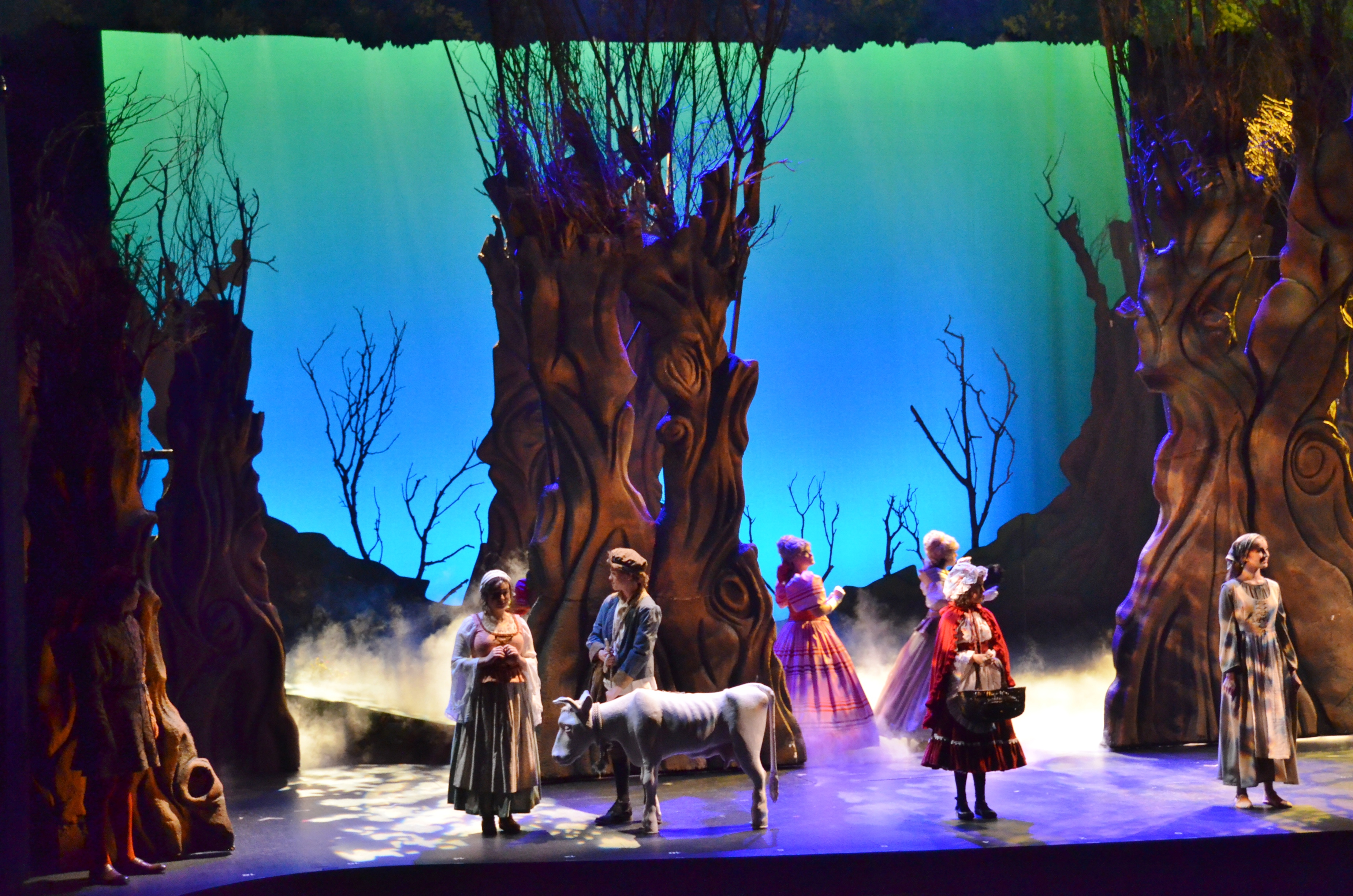 """Go """"Into the Woods"""" with Valley Youth Theatre"""