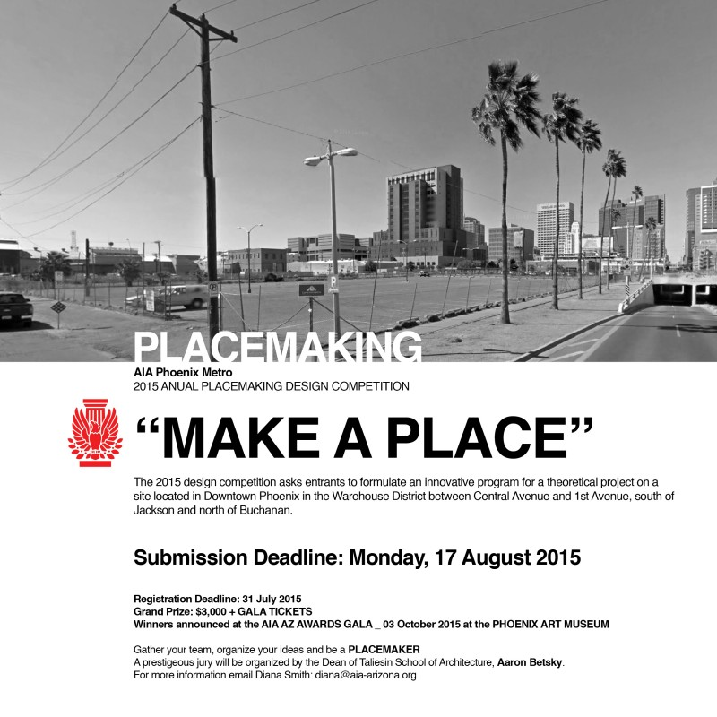 makeaplace competition_AIA