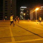 Secret Soccer Kicks Off on Downtown Phoenix Rooftops