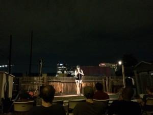 Yarnball Storytelling Night