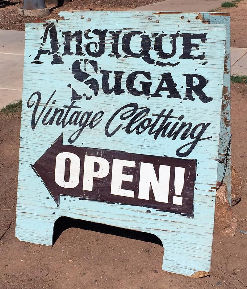 Antique Sugar