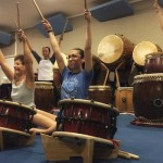Fushicho Daiko: Drumming Away in the Middle of Grand Avenue