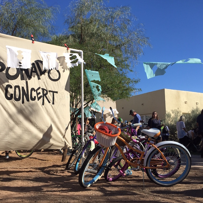 Porch Concert banner