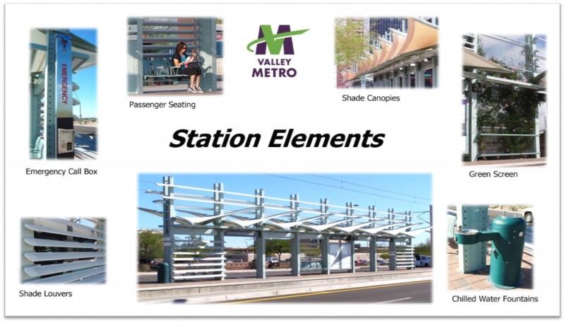 Station Elements