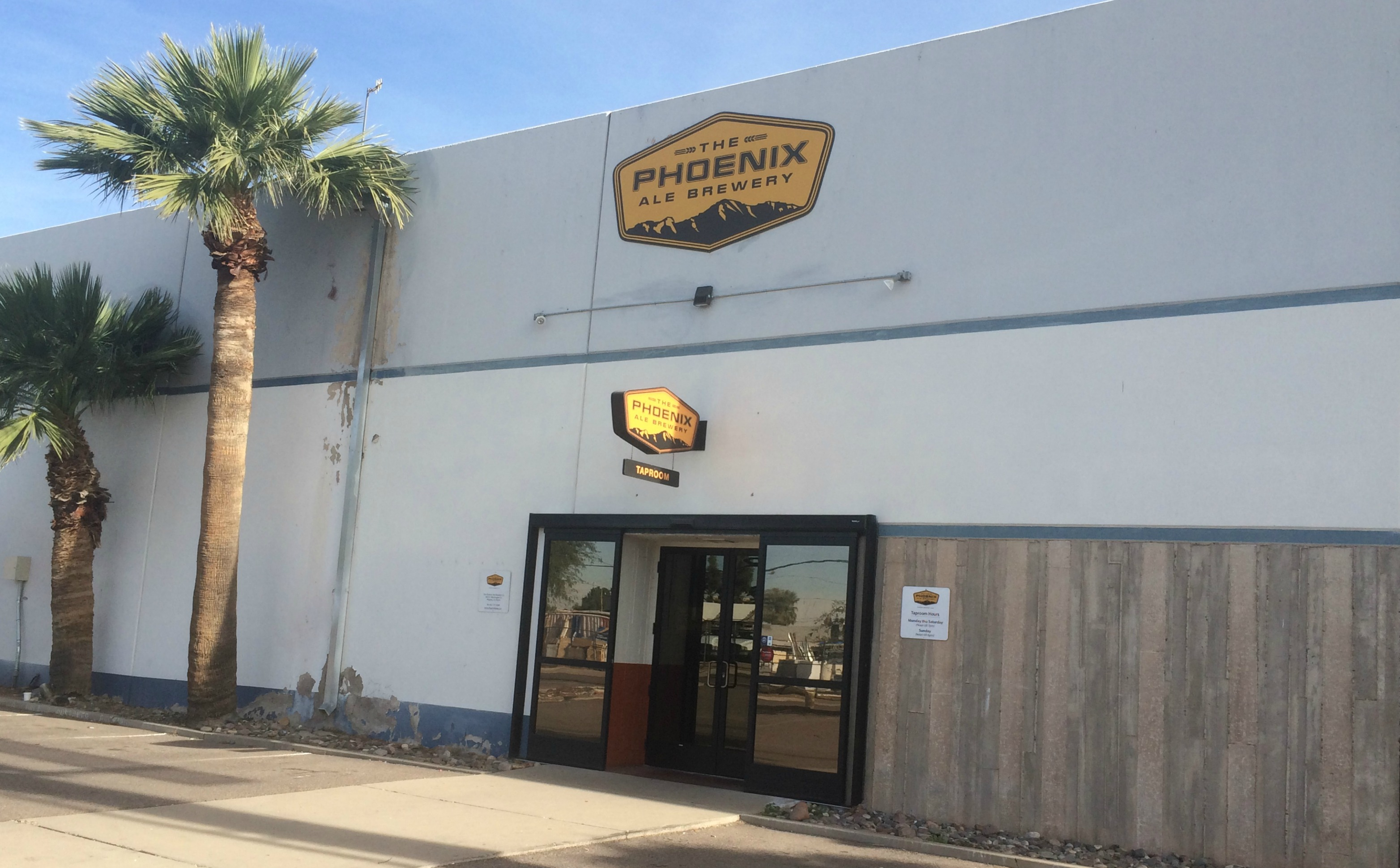 Phoenix Ale's Central Kitchen on Tap for 2016