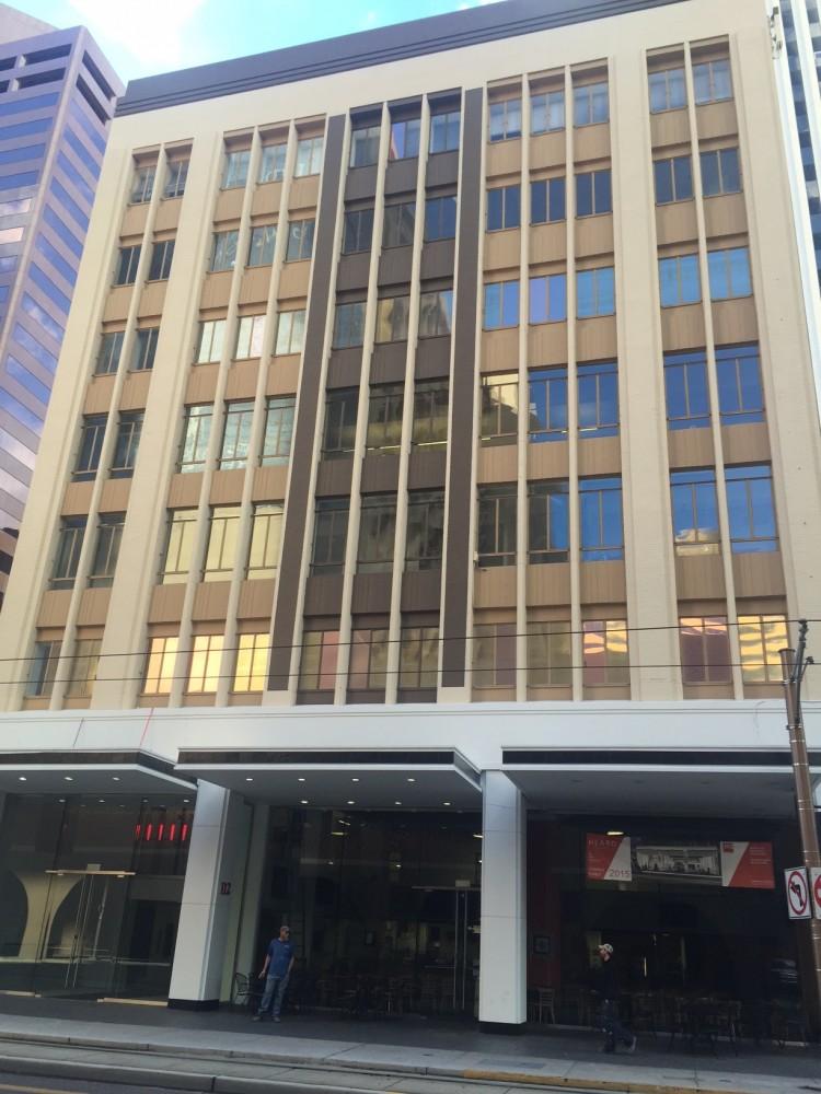 Heard Building exterior