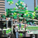 Wire | St. Patrick's Day Parade Features Cardinals President