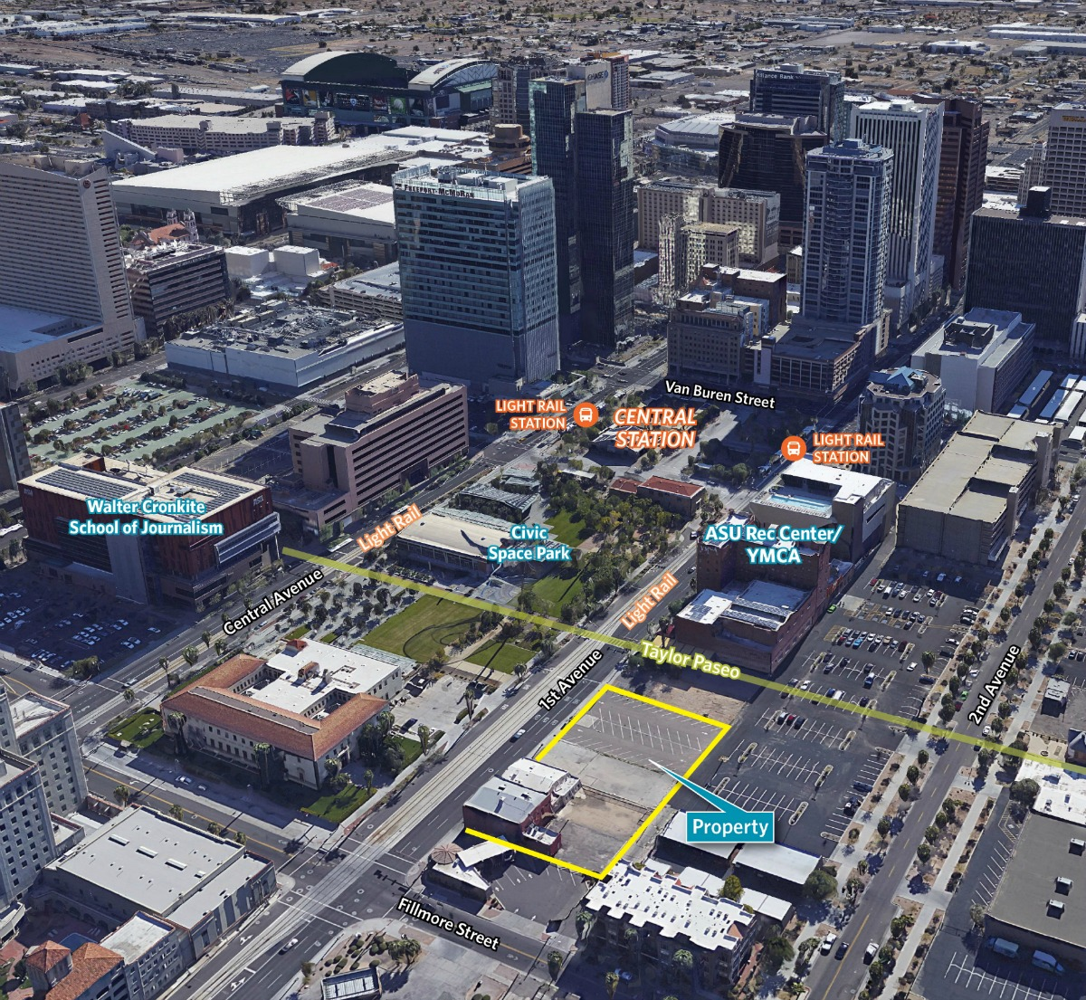 Arizona Board Of Regents Acquires Land In Downtown