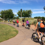 Ride Along With Valley Bike Month