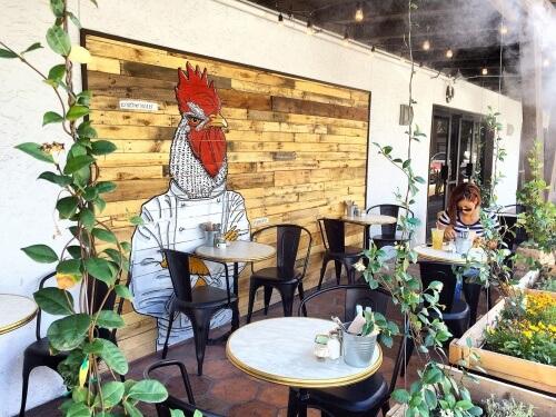 Fame Caffe. Photo: Lauren Potter.