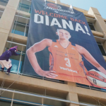 Wire | Mercury's Diana Taurasi Receives Grand Welcome Back to Phoenix