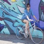 Bike Chic | Davina Griego