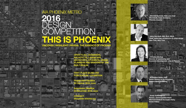 AIA Design Competition Poster
