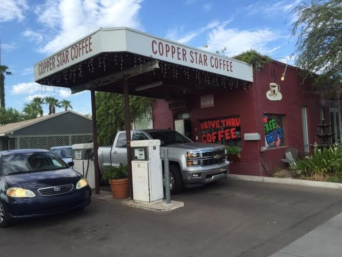 Copper Star Coffee. Photo by Jesse Perry.