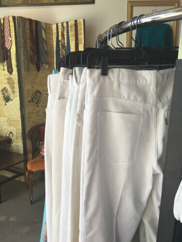 Mens Vintage Pants
