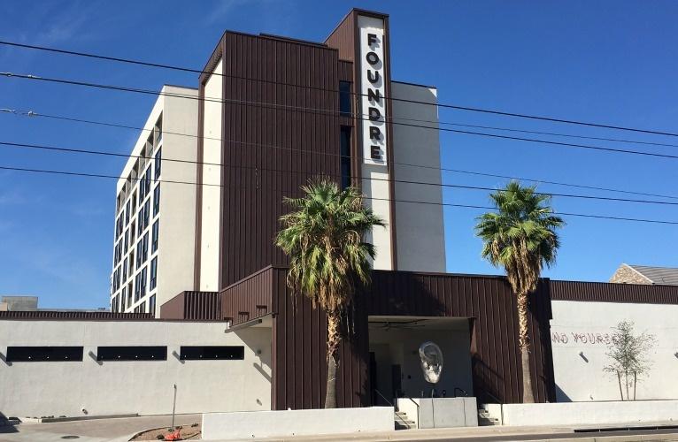FOUND:RE Phoenix Hotel