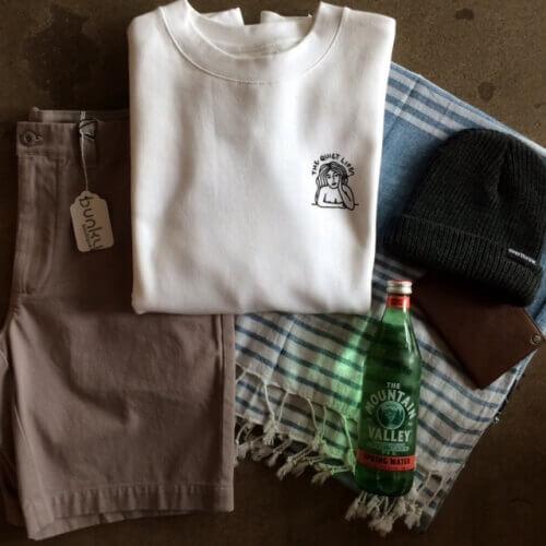 Men's Crewneck Sweatshirt by The Quiet Life
