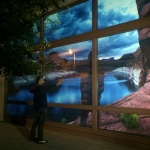 Call for Art | Interactive Digital Projection Public Art Project
