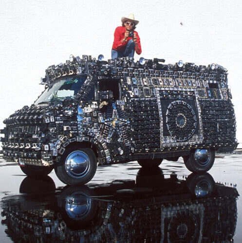 "Harrod Blank's ""Camera Van"""