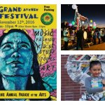 Revel in Creativity at the 8th Annual Grand Avenue Festival