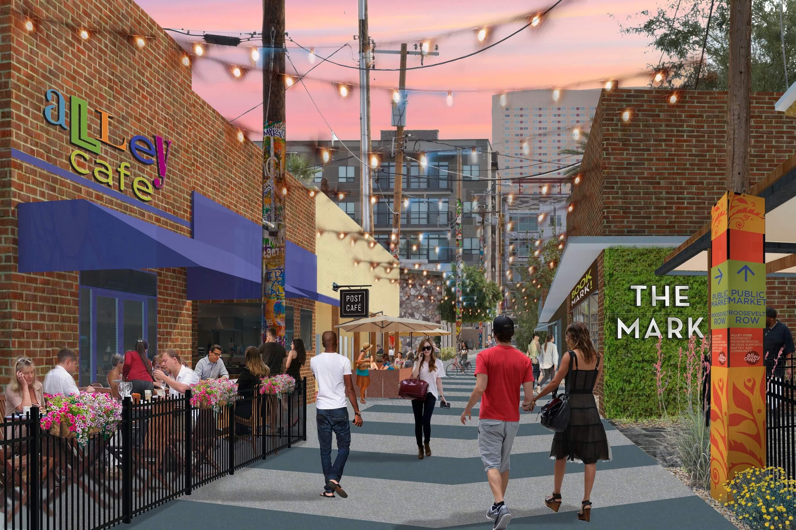 Phoenix Urban Designer Recognized For Innovative Alley Plan