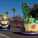 NB|AZ Fiesta Bowl Parade December 31
