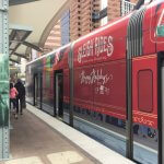 Ride in Holiday Style on a Valley Metro Light Rail or Bus