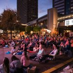 Catch a Free Outdoor Movie at CityScape