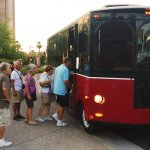 New Route for First Friday Trolleys