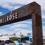 Head to the Curve for the Melrose Street Fair and Car Show