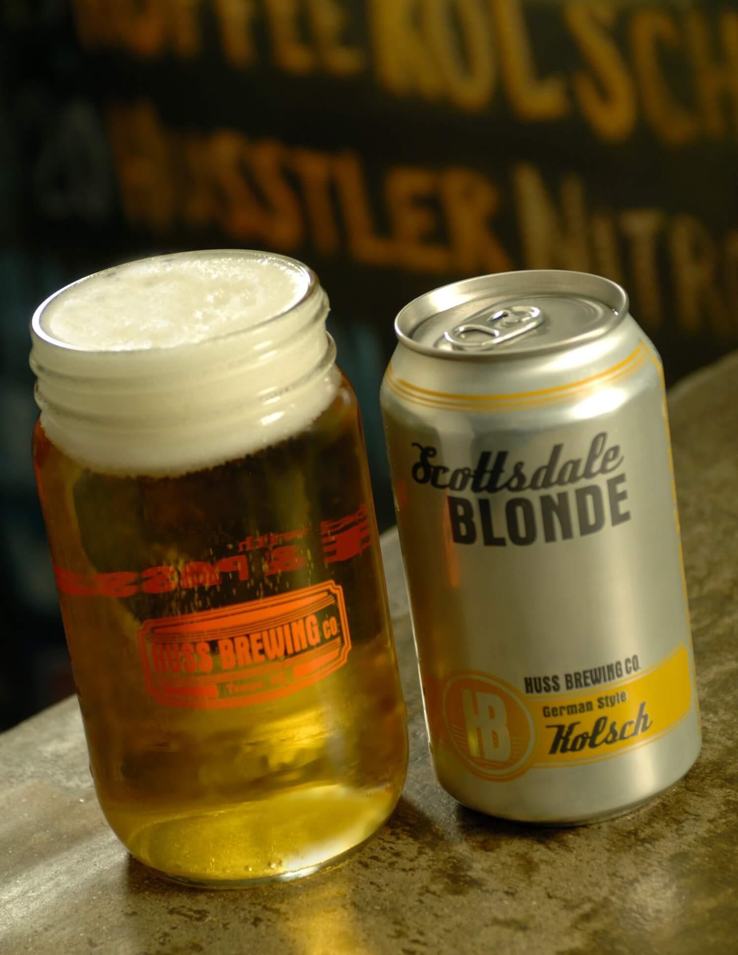 Huss Scottsdale Blonde 2