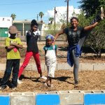 Phoenix Youth Plant and Harvest Seeds of Change