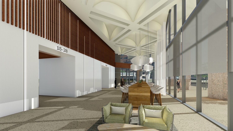 Building 2 Lobby