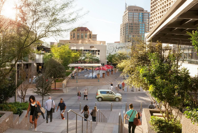 CityScape Phoenix_Patriots Park