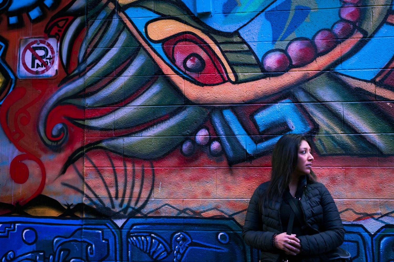 James D mural 6
