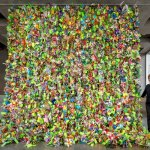 Artist Ann Morton Recycles and 'ReThanks'