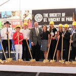 St. Vincent de Paul Breaks Ground on Campus Expansion