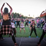FitPHX Offers Weekly Workout in Hance Park